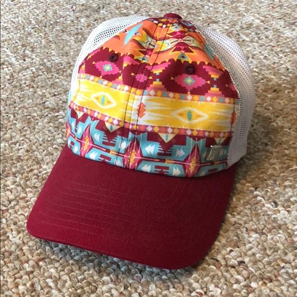 official photos 1ba7d ea282 ... where can i buy womens aztec print hooey hat 04244 e7ea0